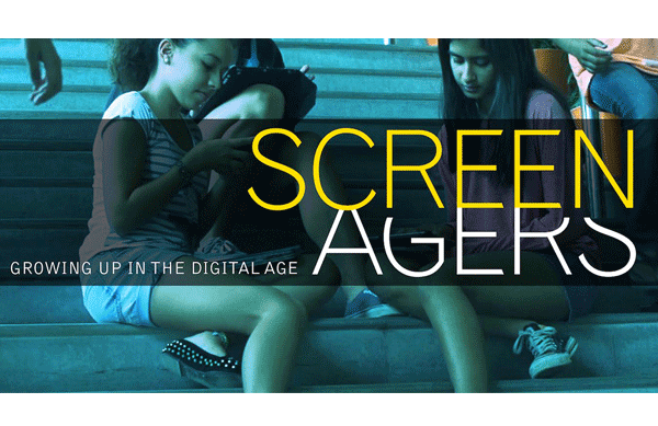 SCREENAGERS: Growing up in the Digital Age — a documentary and JFCS-led discussion you won't want to miss!