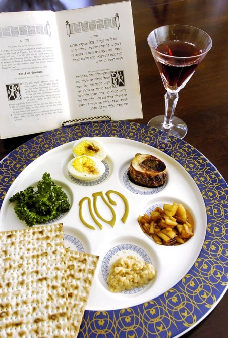 "Nosh & Knowledge Presents ""Sights & Sounds of Passover"""