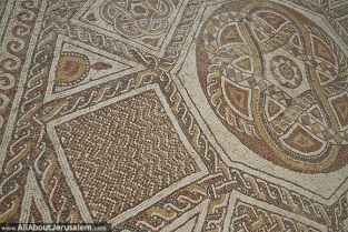 Mosaic and Mikvah: Synagogues in Ancient Israel Before & After The Destruction of the Second Temple
