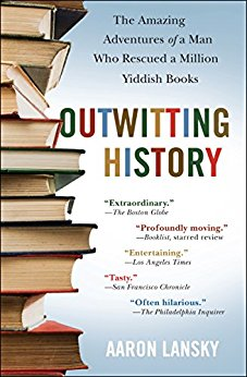 "Nosh & Knowledge Presents: ""Outwitting History"" by Aaron Lansky"
