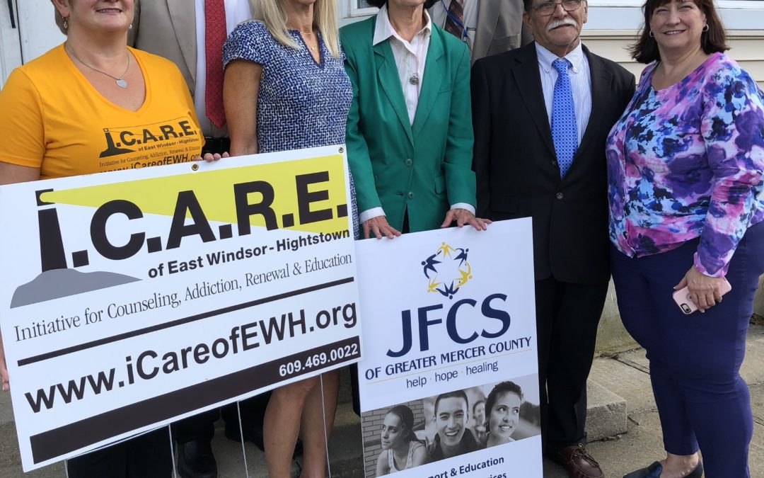 JFCS Brings Help, Hope & Healing to Hightstown & East Windsor Communities
