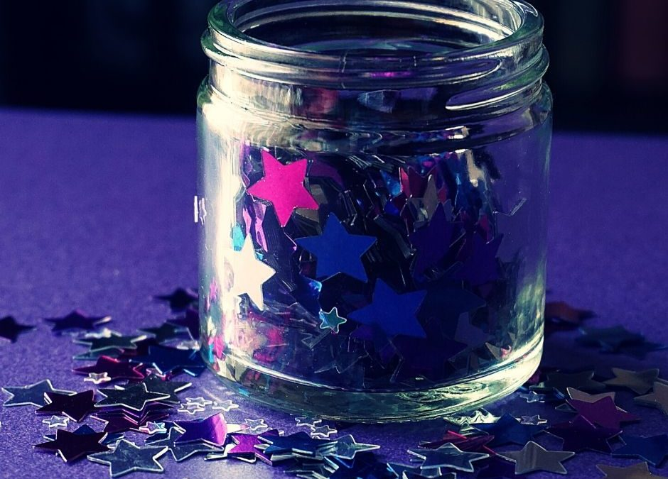 Crafting a Calming Jar – For kids of all ages!