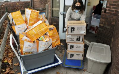 IN THE NEWS! N.J. food pantries are preparing for Thanksgiving amid a food crisis