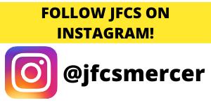 Follow us on Instagram! @jfcsmercer