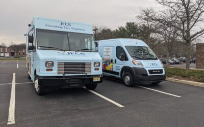 Mobile Food Pantry Delivers on Promise of Help, Hope and Healing