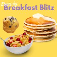 Blast Hunger Series: Drive-By Breakfast Food Drive