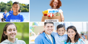 Service Opportunities this Month for Youth & Families