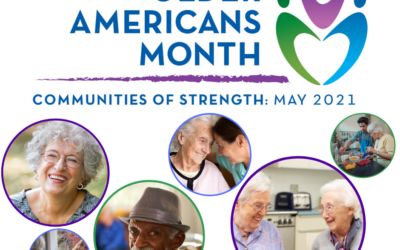 Older Americans Month 2021: Communities of Strength