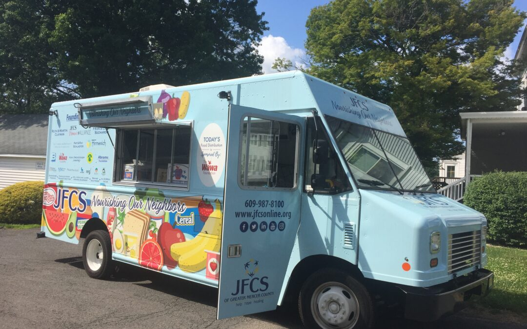 JFCS Mobile Food Pantry Benefits Over 30,000 in 18 Months
