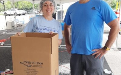 """IN THE NEWS! JFCS Food Pantries Benefit from United Way """"Strike Out Hunger"""" Campaign"""