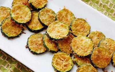 Crispy Zucchini Slices
